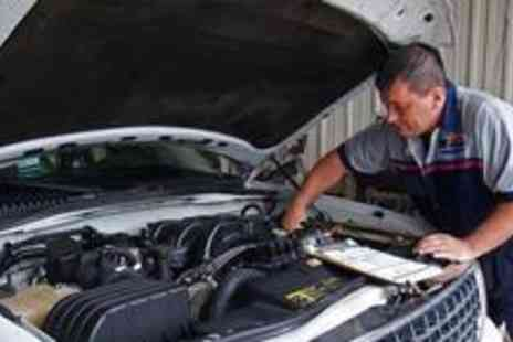 Maybury Garage Services - Full MOT and service with oil change - Save 70%