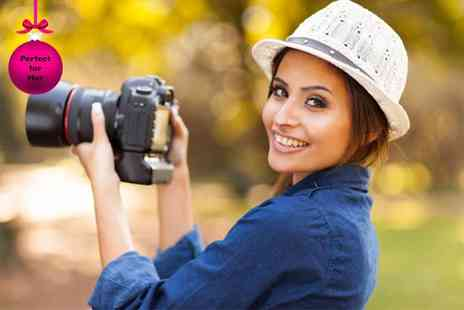 Tom Poultney Photography - Choice of half day photography course - Save 69%
