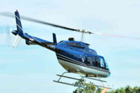 Heli Air - Sightseeing Helicopter Tour  - Save 46%