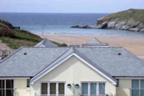 Travelsmith Holidays - Three Night Stay at a Beachfront Apartment in Cornwall with a Jamie Oliver Fifteen Cornwall Lunch - Save 38%