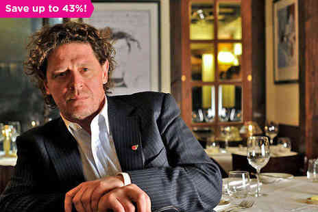 The Casa Hotel - Gourmet Dining at Marco Pierre White's in Hampshire - Save 43%