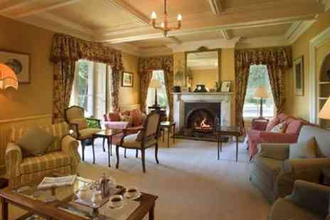 Lovelady Shield Country House Hotel - One night  Stay For Two With Seven Course Dinner and Wine from  - Save 59%