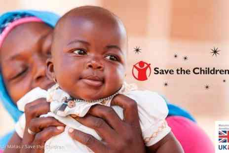 Save the Children - Support Save the Children This Christmas - Save 0%