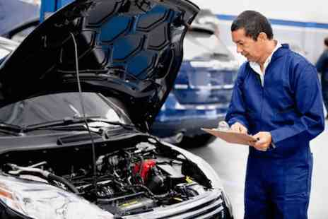 Euro Motor Servicing - Comprehensive winter service check, top ups, diagnostic check & MOT - Save 69%