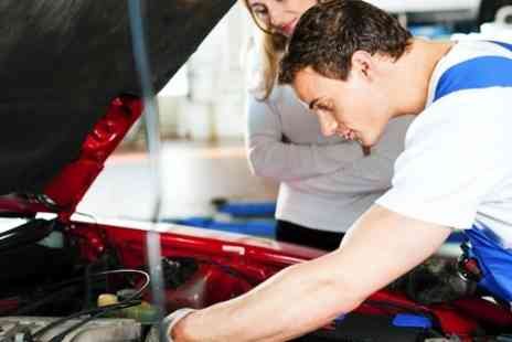 Demo Auto Centre - MOT Test and Winter Inspection - Save 0%