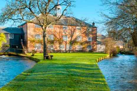 Whitchurch Silk Mill - Entry to Whitchurch Silk Mill For Two Adults  - Save 0%