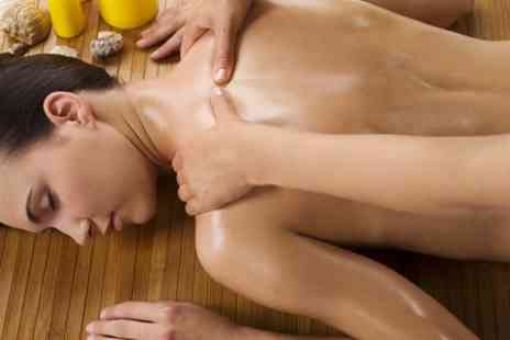Fusion Salon - Body Massage  - Save 60%