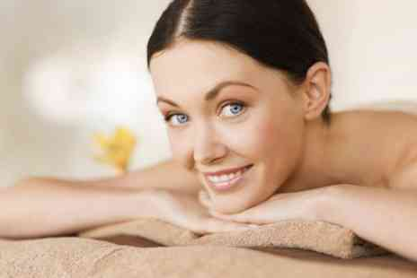 Envy Hair Studio & Beauty Spa - One Hour Facial Plus Massage - Save 66%