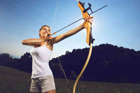 B2G Experience - Hunger Games inspired activity day for one person - Save 66%