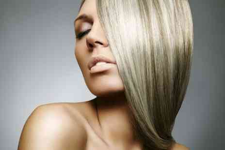Be Premiere Hair - Cut and Finish Plus Colour or Highlights - Save 77%