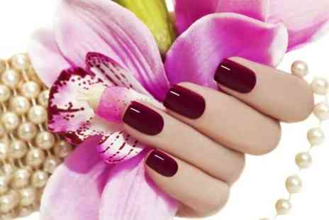 Zoe Nichols -  One hour Shellac Manicures - Save 0%