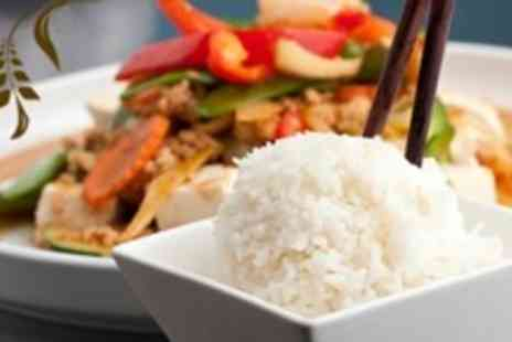 Thai River - Two Course Thai Meal For Four - Save 61%