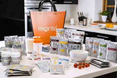 Exante Diet - Exante Diet Meal Packs Two Week Diet Plans - Save 46%