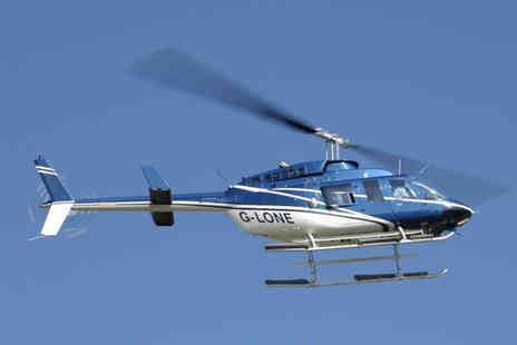 Central Helicopters - 30 minute helicopter ride over Lake Windermere  - Save 0%