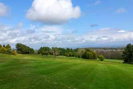 Looe Golf Club -  18 Holes Golf  For Two - Save 50%