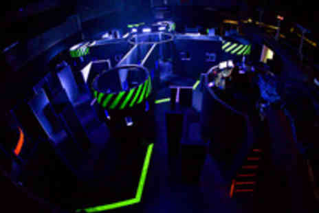 Star Command - Central London Laser Tag Experience for Two - Save 48%