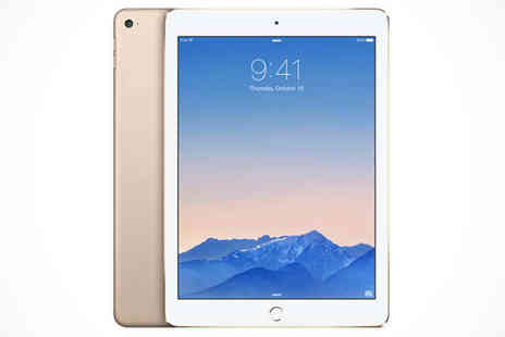 iPad Air  - iPad Air 2 128GB in Gold or Space Grey, Delivery Included - Save 11%