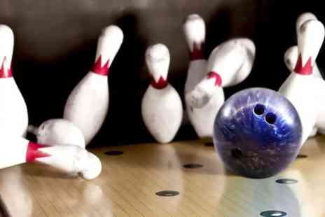 Psl bowling -  Two Bowling Games and Soft Drinks For Two - Save 68%