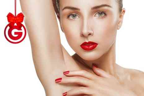 The Laser and Beauty Clinic - Six Sessions of Laser Hair Removal - Save 0%