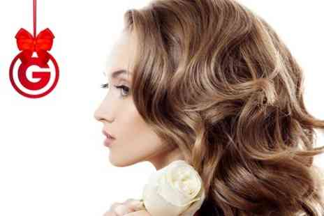 Options Hairdressing - Cut and Finish  With Highlights  - Save 60%