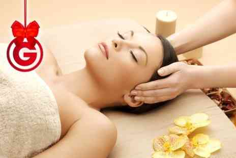 Time 2 Tone - Indian Head Massage Plus Leg and Foot Massage  - Save 56%