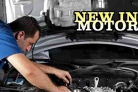New Inn Motors - MOT Service - Save 65%