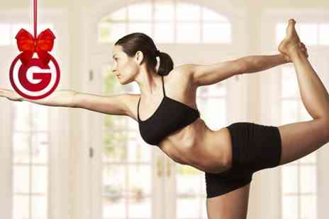 Fitness on Fire - Five Hot Yoga Classes  - Save 0%