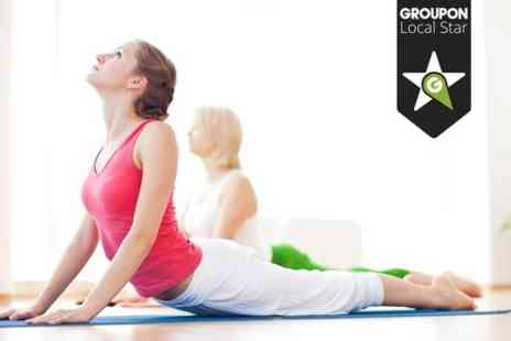 The Yoga Pilates Place - Five Hot or Ashtanga Yoga Classes  - Save 68%