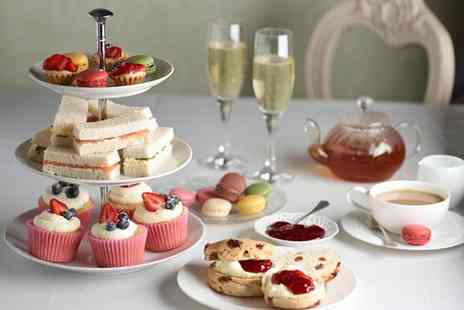 Signature Steakhouse -  Champagne afternoon tea for 2  - Save 50%