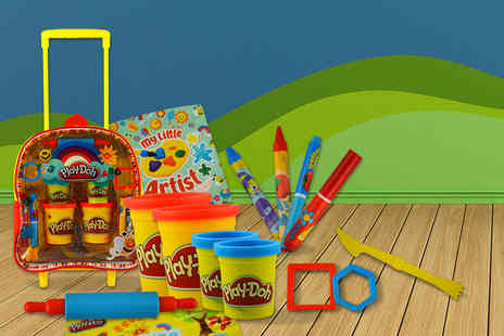 Fancy Suits -  Play Doh childrens activity backpack  - Save 50%