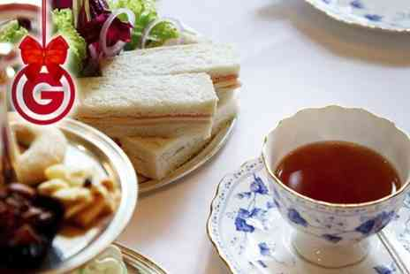 London Elizabeth Hotel - Sparkling Afternoon Tea For Two - Save 55%
