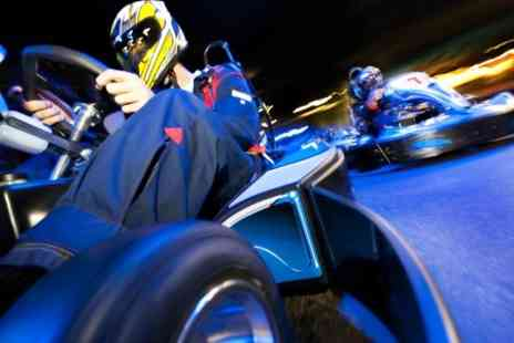 F1K - Indoor Karting  50Lap Race  - Save 52%