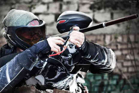 Urban Paintball - Indoor paintballing experience for Two - Save 89%