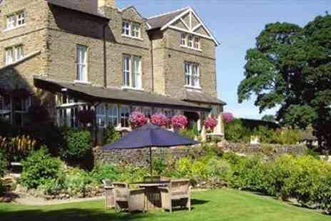 The Devonshire Fell -  Yorkshire Dales Escape with Dinner & Afternoon Tea - Save 39%