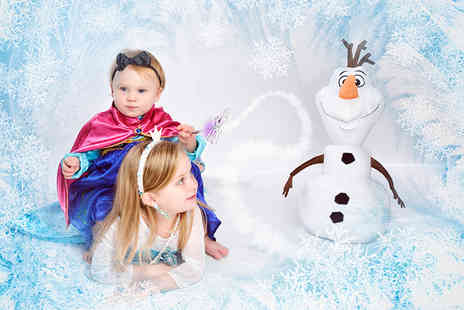 Limitless Photography - Frozen or themed photoshoot  - Save 91%