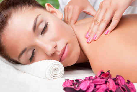 Exquisite Opulence Hair - Massage, facial & bubbly for one - Save 63%