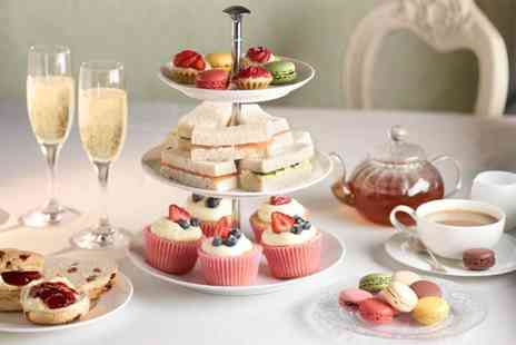 Sackville Lounge - Prosecco afternoon tea for Two - Save 47%