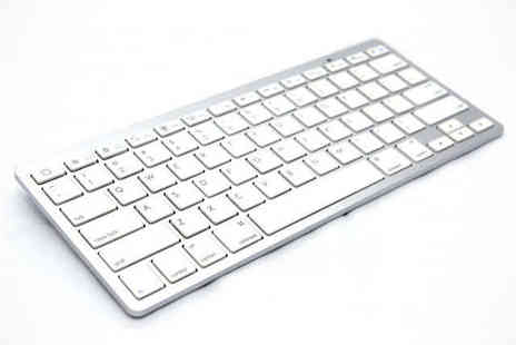 Wireless Bluetooth Keyboard  - Wireless Bluetooth Keyboard for iPad, iPad Air, or iPhone - Save 0%