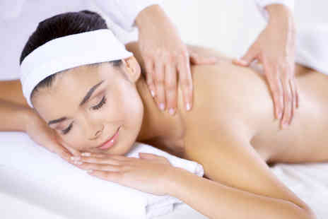 Beauty Sophias Way - Revitalising Facial and Back, Neck and Shoulder Massage for One  - Save 54%