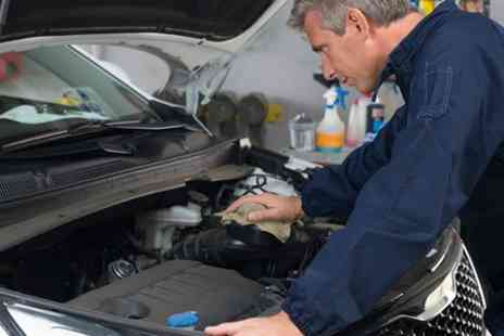 Cathedral Autocentre - Car Service With Oil and Filter Change Plus Winter Gift Pack  - Save 76%