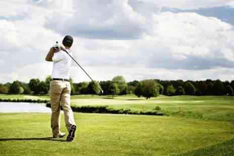 West Essex Golf Academy - 60 Minute PGA Pro Golf Lessons For One - Save 79%