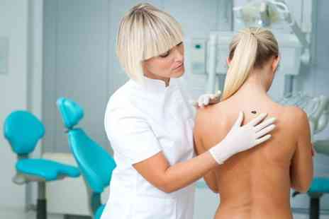 Cyan Holistic and Cosmetic Therapy - One Session of Mole, Wart or Skin Tag Removal - Save 55%