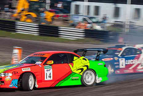 Learn2Drift - Three High Speed Passenger Laps - Save 57%