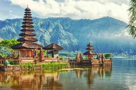 A Unique Tour of Bali - 13 night trip to Indonesia with return flights, transfers, breakfast and more - Save 38%