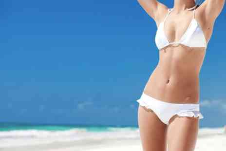 Aesthetics of London - Six laser lipo sessions - Save 0%