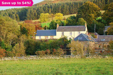 The Farmhouse - Get a Feel for the Country in the Rugged Scottish Borders - Save 54%