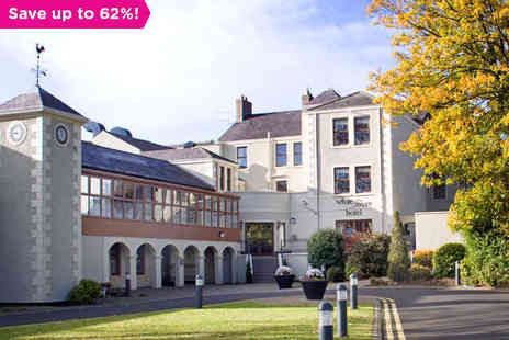 White River House Hotel - One Night County Antrim Boutique Hotel Stay for Two with Breakfast, Wine If Dining, and Late Checkout - Save 62%