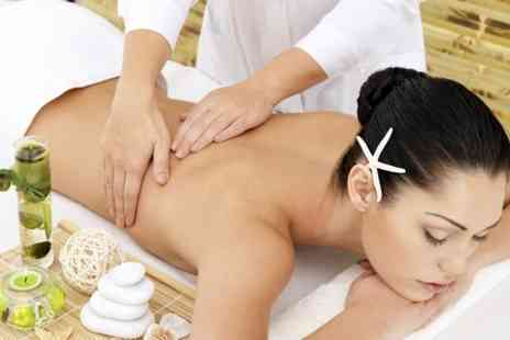 Urban Oasis - Facial With Back Massage - Save 0%