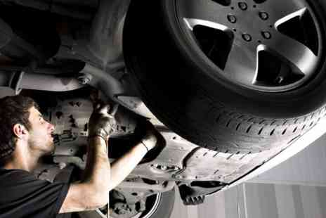 Bsmart Autocentre - MOT Test or 54 Point Inspection With Oil Change - Save 0%