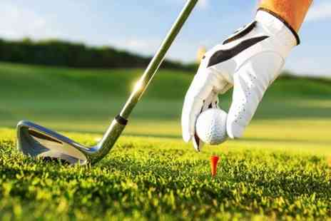 Huntswood Golf - Golf Round Plus Bacon Roll and Hot Drink For Two  - Save 56%